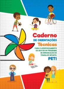 Caderno de Orientações Técnicas do PETI 216x300 - Download: SUAS