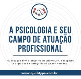 profissional 265x260 - A Psicologia e seu campo de atuação profissional