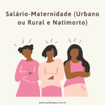 All in for equality 150x150 - Salário-Maternidade (Urbano ou Rural e Natimorto)
